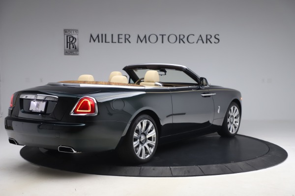 New 2017 Rolls-Royce Dawn for sale Sold at Bugatti of Greenwich in Greenwich CT 06830 9