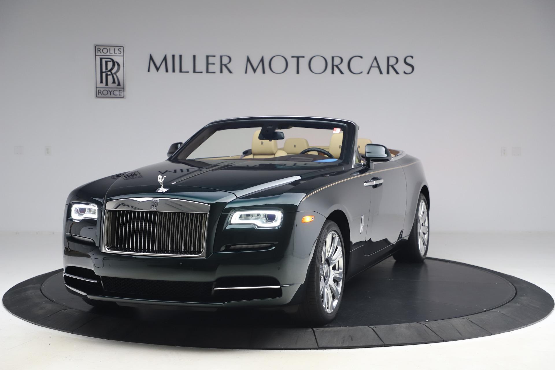 Used 2017 Rolls-Royce Dawn for sale $248,900 at Bugatti of Greenwich in Greenwich CT 06830 1