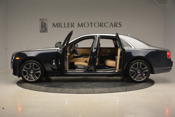 New 2017 Rolls-Royce Ghost for sale Sold at Bugatti of Greenwich in Greenwich CT 06830 15