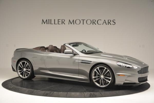 Used 2010 Aston Martin DBS Volante for sale Sold at Bugatti of Greenwich in Greenwich CT 06830 10