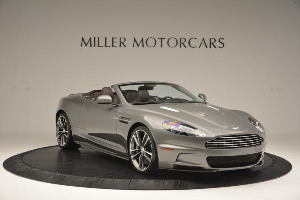 Used 2010 Aston Martin DBS Volante for sale Sold at Bugatti of Greenwich in Greenwich CT 06830 11