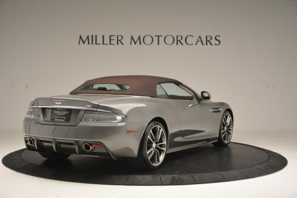 Used 2010 Aston Martin DBS Volante for sale Sold at Bugatti of Greenwich in Greenwich CT 06830 19