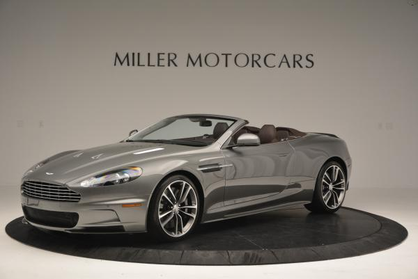 Used 2010 Aston Martin DBS Volante for sale Sold at Bugatti of Greenwich in Greenwich CT 06830 2