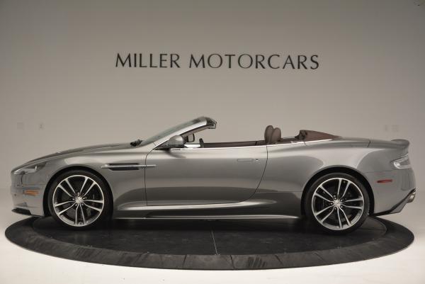Used 2010 Aston Martin DBS Volante for sale Sold at Bugatti of Greenwich in Greenwich CT 06830 3