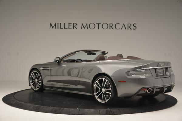 Used 2010 Aston Martin DBS Volante for sale Sold at Bugatti of Greenwich in Greenwich CT 06830 4