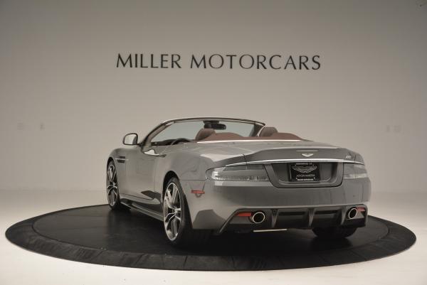 Used 2010 Aston Martin DBS Volante for sale Sold at Bugatti of Greenwich in Greenwich CT 06830 5