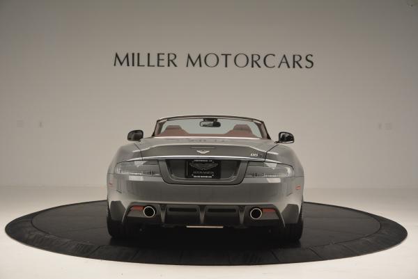 Used 2010 Aston Martin DBS Volante for sale Sold at Bugatti of Greenwich in Greenwich CT 06830 6