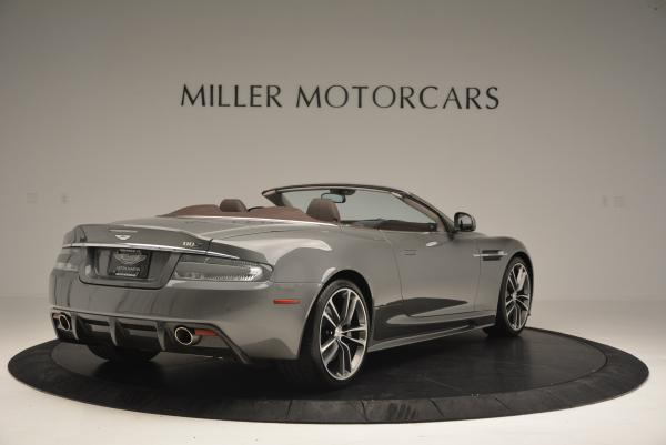 Used 2010 Aston Martin DBS Volante for sale Sold at Bugatti of Greenwich in Greenwich CT 06830 7