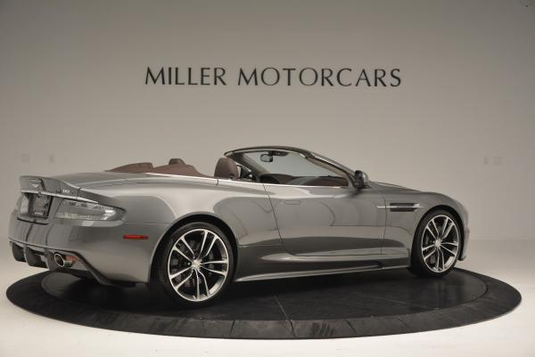Used 2010 Aston Martin DBS Volante for sale Sold at Bugatti of Greenwich in Greenwich CT 06830 8
