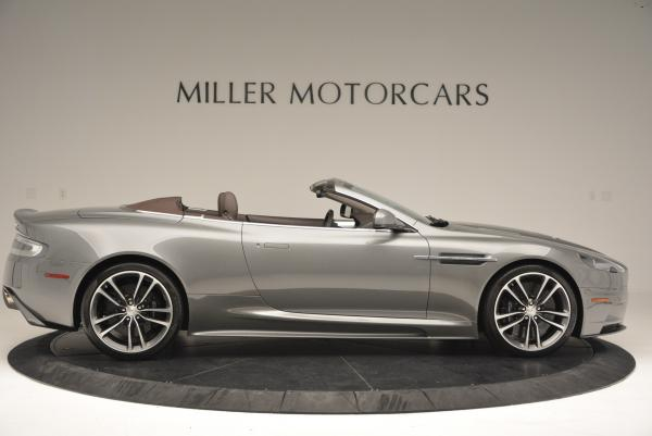Used 2010 Aston Martin DBS Volante for sale Sold at Bugatti of Greenwich in Greenwich CT 06830 9