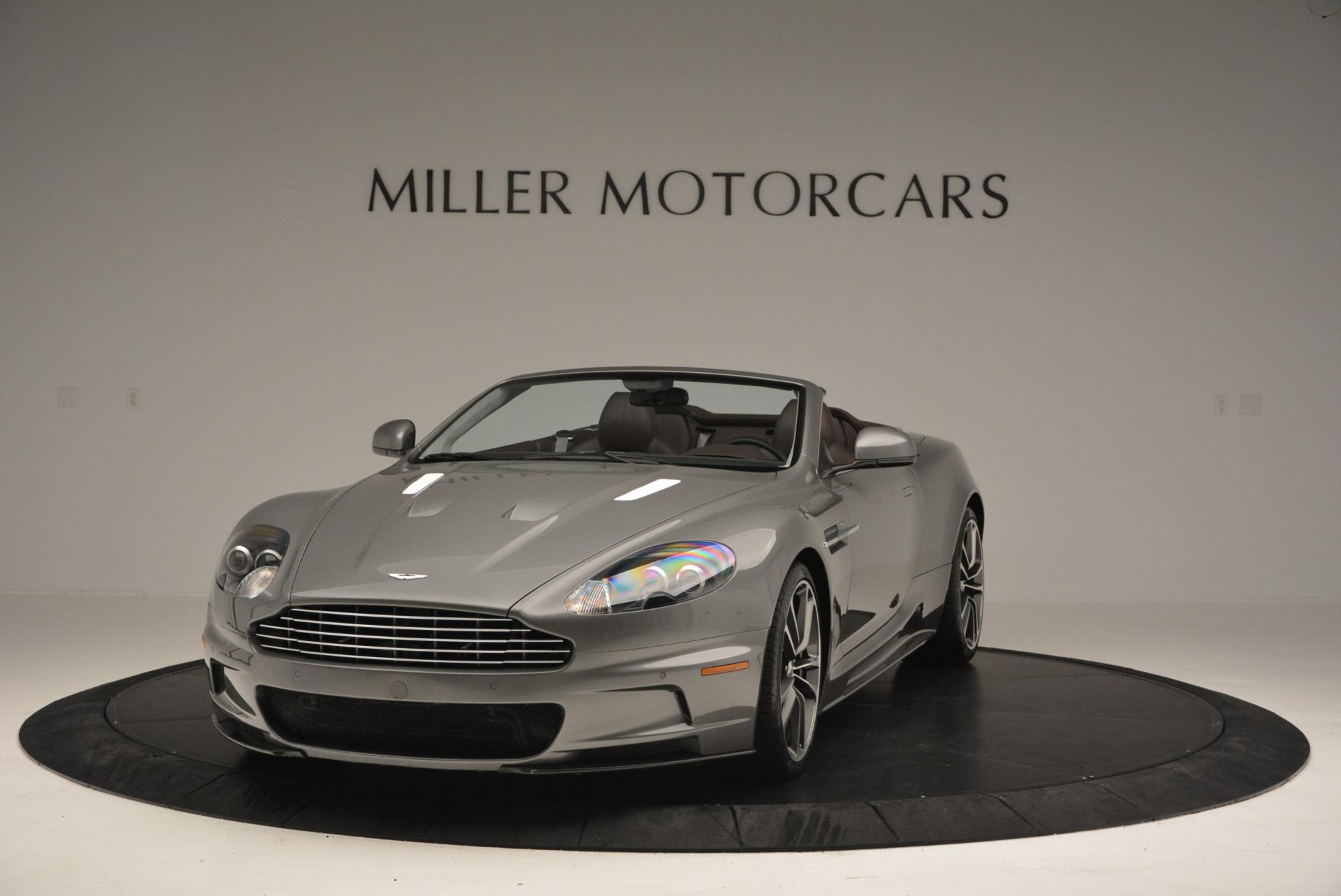 Used 2010 Aston Martin DBS Volante for sale Sold at Bugatti of Greenwich in Greenwich CT 06830 1