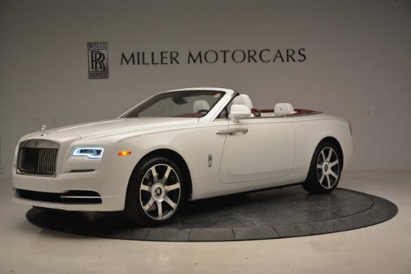 New 2017 Rolls-Royce Dawn for sale Sold at Bugatti of Greenwich in Greenwich CT 06830 23