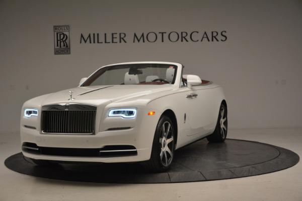 New 2017 Rolls-Royce Dawn for sale Sold at Bugatti of Greenwich in Greenwich CT 06830 26
