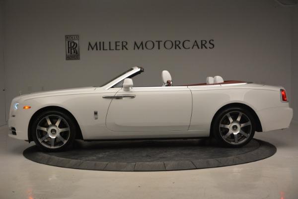 New 2017 Rolls-Royce Dawn for sale Sold at Bugatti of Greenwich in Greenwich CT 06830 28