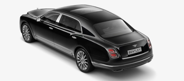 New 2017 Bentley Mulsanne EWB for sale Sold at Bugatti of Greenwich in Greenwich CT 06830 4