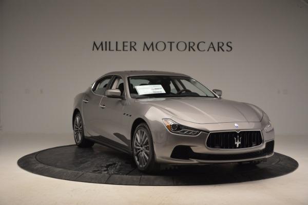 New 2017 Maserati Ghibli S Q4 for sale Sold at Bugatti of Greenwich in Greenwich CT 06830 11