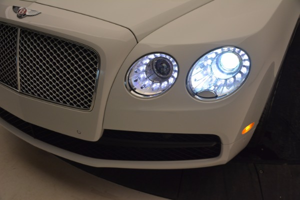 Used 2016 Bentley Flying Spur V8 for sale Sold at Bugatti of Greenwich in Greenwich CT 06830 16