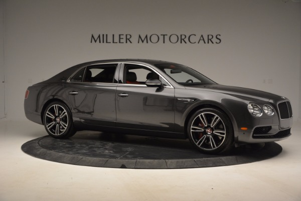 Used 2017 Bentley Flying Spur V8 S for sale Sold at Bugatti of Greenwich in Greenwich CT 06830 11