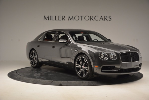 Used 2017 Bentley Flying Spur V8 S for sale Sold at Bugatti of Greenwich in Greenwich CT 06830 12