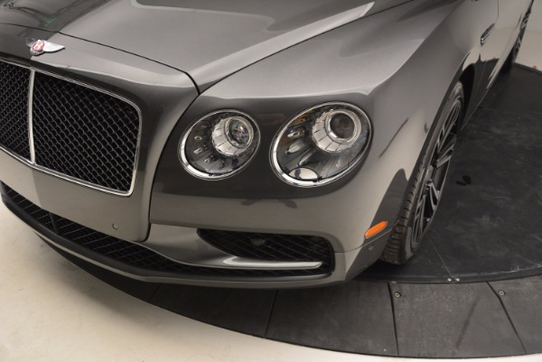 Used 2017 Bentley Flying Spur V8 S for sale Sold at Bugatti of Greenwich in Greenwich CT 06830 15