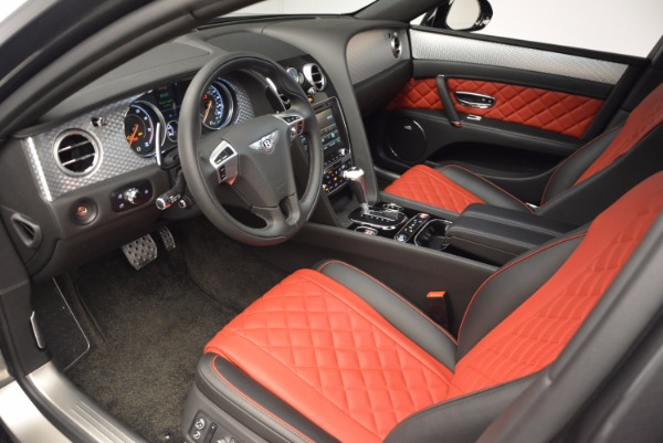 Used 2017 Bentley Flying Spur V8 S for sale Sold at Bugatti of Greenwich in Greenwich CT 06830 27