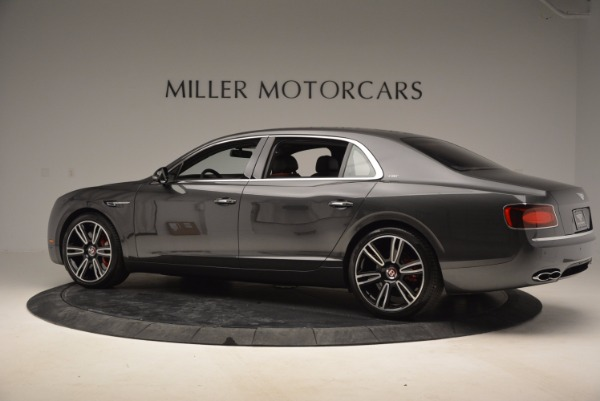 Used 2017 Bentley Flying Spur V8 S for sale Sold at Bugatti of Greenwich in Greenwich CT 06830 4