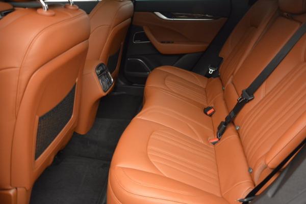 New 2017 Maserati Levante for sale Sold at Bugatti of Greenwich in Greenwich CT 06830 25