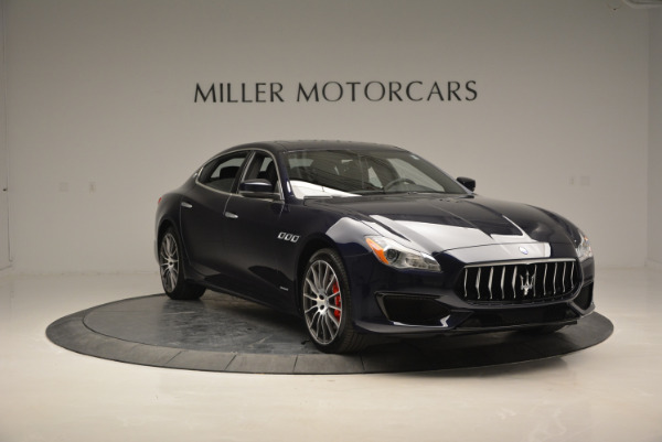 New 2017 Maserati Quattroporte S Q4 GranSport for sale Sold at Bugatti of Greenwich in Greenwich CT 06830 11