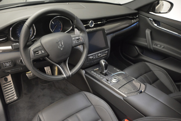 New 2017 Maserati Quattroporte S Q4 GranSport for sale Sold at Bugatti of Greenwich in Greenwich CT 06830 22