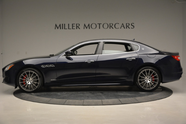 New 2017 Maserati Quattroporte S Q4 GranSport for sale Sold at Bugatti of Greenwich in Greenwich CT 06830 3