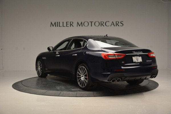New 2017 Maserati Quattroporte S Q4 GranSport for sale Sold at Bugatti of Greenwich in Greenwich CT 06830 5