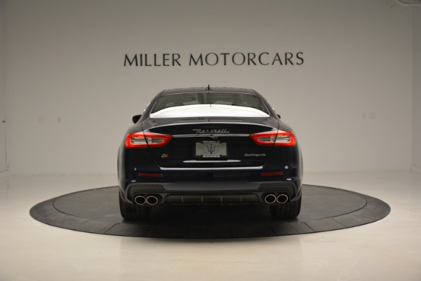 New 2017 Maserati Quattroporte S Q4 GranSport for sale Sold at Bugatti of Greenwich in Greenwich CT 06830 6
