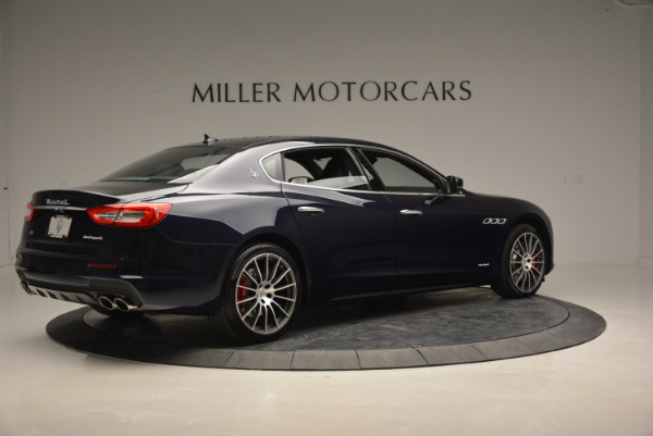 New 2017 Maserati Quattroporte S Q4 GranSport for sale Sold at Bugatti of Greenwich in Greenwich CT 06830 8