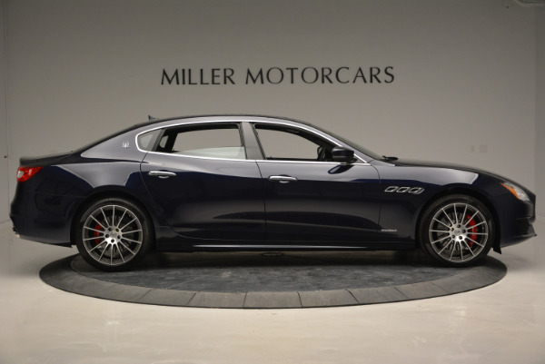 New 2017 Maserati Quattroporte S Q4 GranSport for sale Sold at Bugatti of Greenwich in Greenwich CT 06830 9