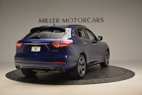 New 2017 Maserati Levante for sale Sold at Bugatti of Greenwich in Greenwich CT 06830 6