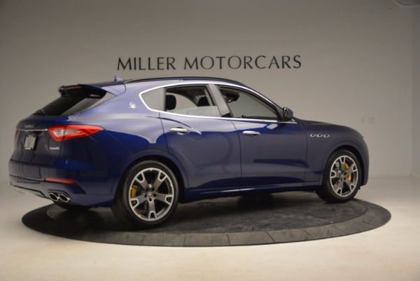 New 2017 Maserati Levante for sale Sold at Bugatti of Greenwich in Greenwich CT 06830 7