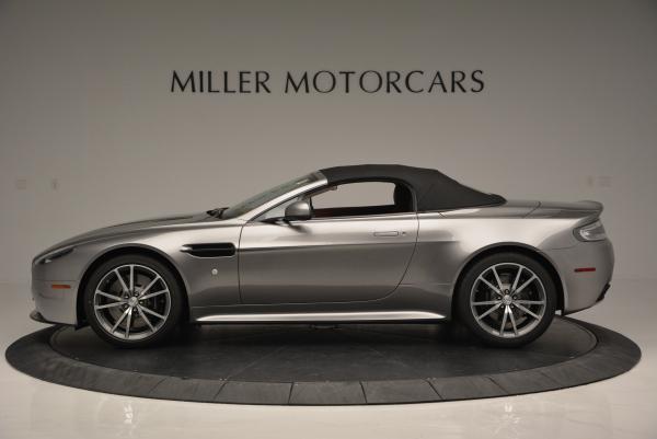 New 2016 Aston Martin V8 Vantage S for sale Sold at Bugatti of Greenwich in Greenwich CT 06830 15