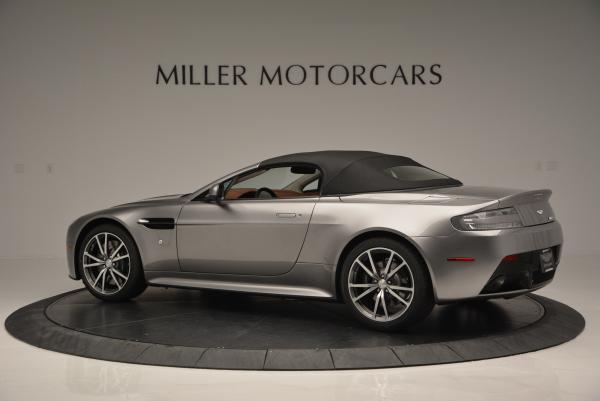 New 2016 Aston Martin V8 Vantage S for sale Sold at Bugatti of Greenwich in Greenwich CT 06830 16