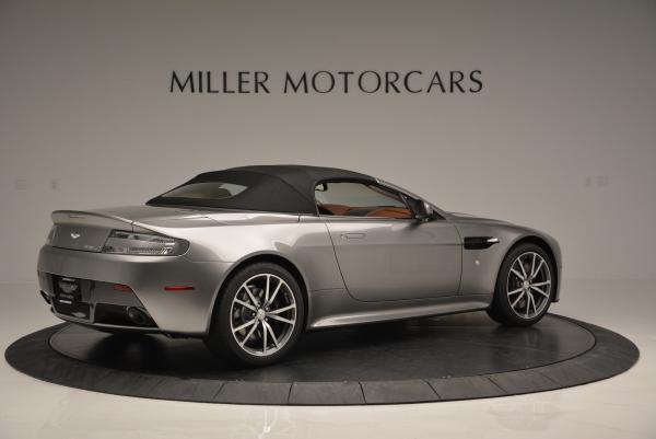 New 2016 Aston Martin V8 Vantage S for sale Sold at Bugatti of Greenwich in Greenwich CT 06830 20