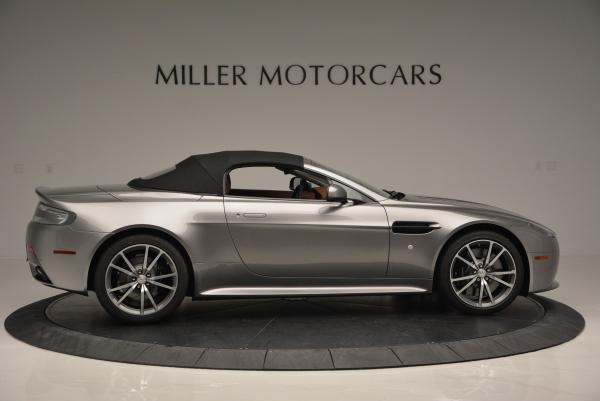 New 2016 Aston Martin V8 Vantage S for sale Sold at Bugatti of Greenwich in Greenwich CT 06830 21