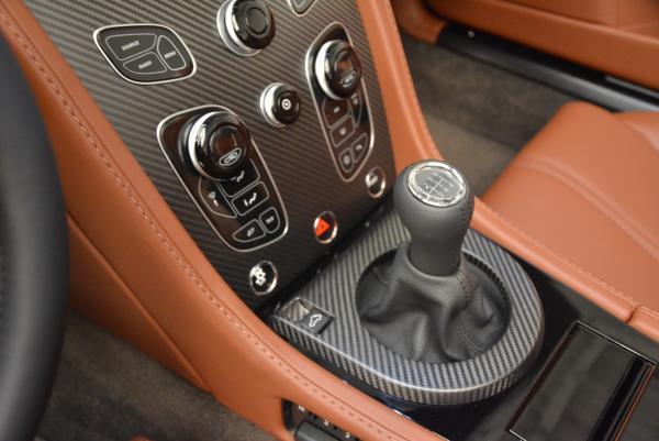 New 2016 Aston Martin V8 Vantage S for sale Sold at Bugatti of Greenwich in Greenwich CT 06830 28