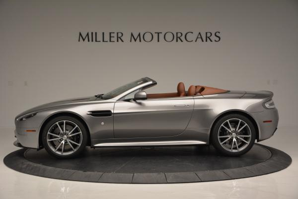 New 2016 Aston Martin V8 Vantage S for sale Sold at Bugatti of Greenwich in Greenwich CT 06830 3