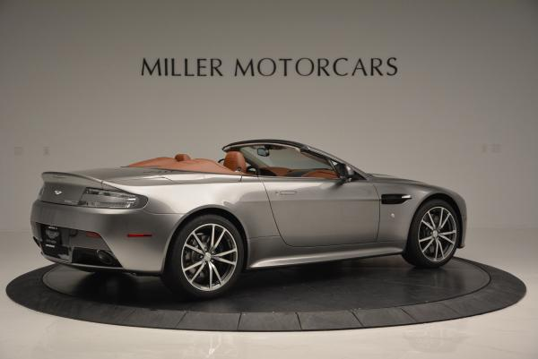 New 2016 Aston Martin V8 Vantage S for sale Sold at Bugatti of Greenwich in Greenwich CT 06830 8