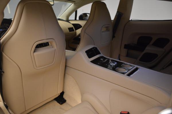 Used 2016 Aston Martin Rapide S for sale Sold at Bugatti of Greenwich in Greenwich CT 06830 18