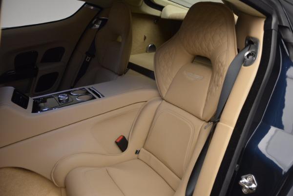 Used 2016 Aston Martin Rapide S for sale Sold at Bugatti of Greenwich in Greenwich CT 06830 19