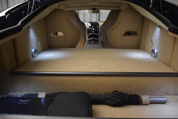 Used 2016 Aston Martin Rapide S for sale Sold at Bugatti of Greenwich in Greenwich CT 06830 21