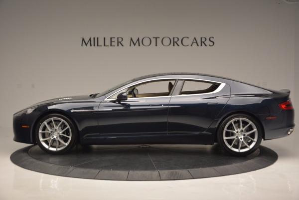 Used 2016 Aston Martin Rapide S for sale Sold at Bugatti of Greenwich in Greenwich CT 06830 3
