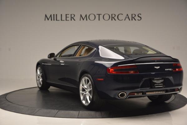 Used 2016 Aston Martin Rapide S for sale Sold at Bugatti of Greenwich in Greenwich CT 06830 5