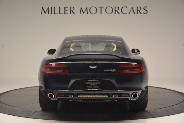 Used 2016 Aston Martin Rapide S for sale Sold at Bugatti of Greenwich in Greenwich CT 06830 6