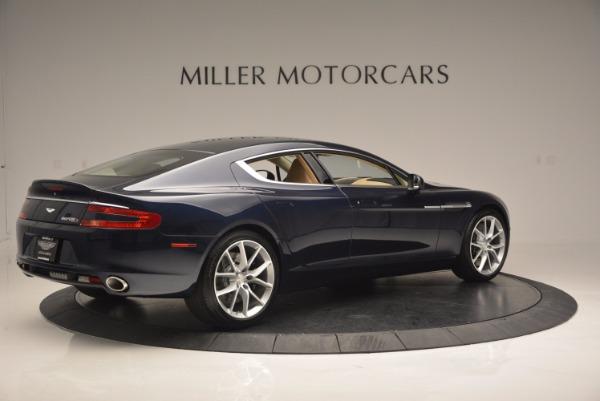 Used 2016 Aston Martin Rapide S for sale Sold at Bugatti of Greenwich in Greenwich CT 06830 8